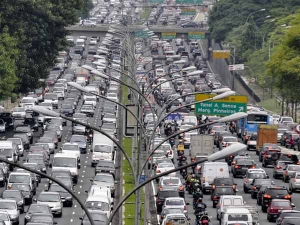 5 Worst Traffic Jams In History