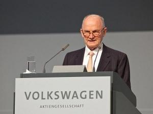 Volkswagen Group Chairman Ferdinand Piech Resigns