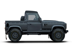 Kahn Design Presents—The Flying Huntsman Pickup