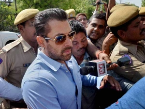 Salman Khan To Spend 5 Years In Jail For Hit & Run Case