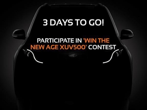 Mahindra To Launch A New Age SUV On 25th May!
