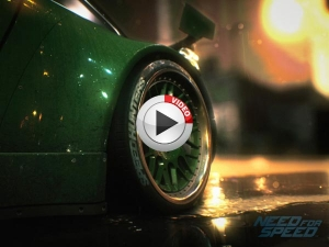 Video: New Teaser Trailer Of Need For Speed Game!