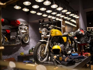 Royal Enfield Launch Limited Edition Bike & Gear!