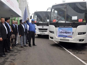 Ashok Leyland Commence Export To Zimbabwe!