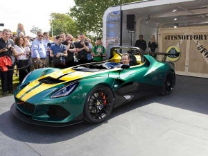 Lotus 3-Eleven Quickest Production Road Car Launched!