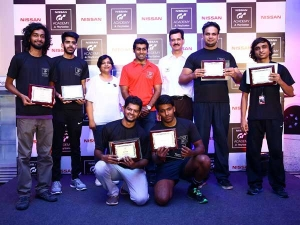 Nissan 2015 GT Academy India Finalists Announced!