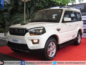 Mahindra Automatic Scorpio To Be Launched Soon!