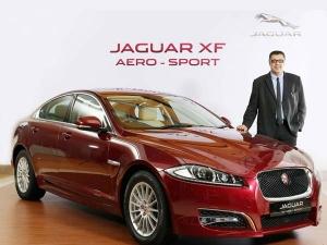 Jaguar India Launches Special Edition XF Aero-Sport!