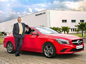 Mercedes-Benz Sets Another Record In India!