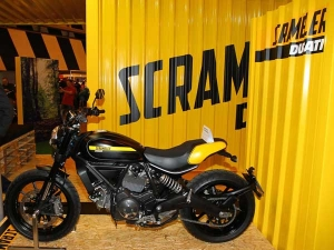 Ducati Inaugurates Scrambler Only Showroom!