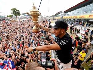 British F1 GP Was Most Interesting In 2015 Calendar!