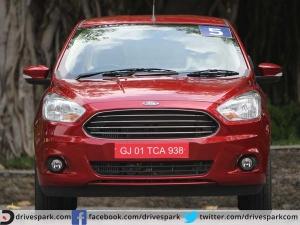 First Drive: Ford Figo Aspire—A Car For Your Aspiration