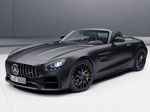 AMG Reveals Three New 50th Anniversary Edition Models