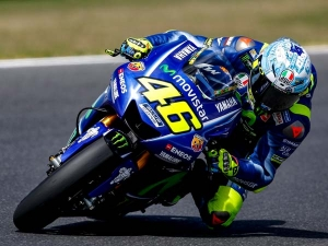 Rossi 'Not Very Happy' With Phillip Island Test