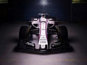 Williams Formula 1 Team Reveal The 2017 Season Car