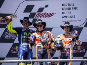 MotoGP Race Of Americas Results