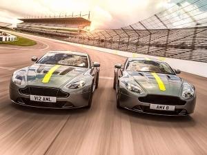Aston Martin Vantage Recalled