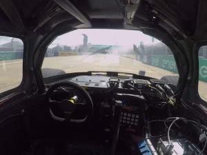 Watch This Autonomous Race Car Driving
