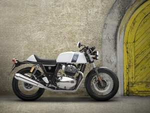 EICMA 2017: Royal Enfield Continental GT 650 Revealed