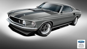 Classic Recreations — Rebirth Of The Ford Mustang Icons