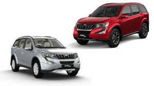 The New Mahindra XUV500 Vs Old — The Difference