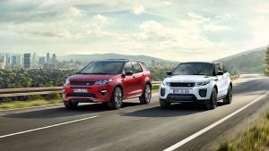Ingenium Petrol Discovery Sport & Evoque Launched
