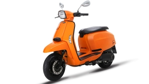 Lambretta Electric Scooter In The Works