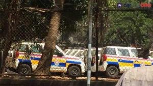 Mahindra TUV300 For Maharashtra Police