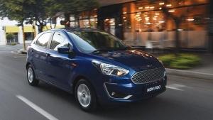 New Ford Figo, Aspire Facelift Unveiled