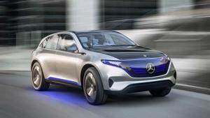 Mercedes-Benz EV Production In Pune