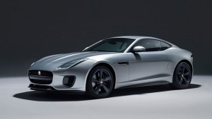 Jaguar F-Type Ingenium Petrol Launched In India