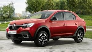 Renault Logan Stepway Cross-Sedan Unveiled
