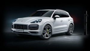 2018 porsche Cayenne Launched In India At Rs 1.19 Crore