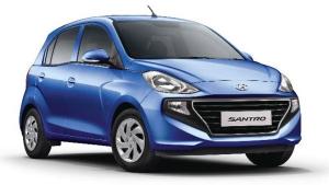 New Hyundai Santro Starts Arriving At Dealerships