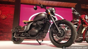 New Jawa Perak Bobber First Look Review