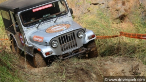 Mahindra Adventure Off-Road Training Academy: Mangalore