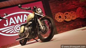 Jawa Showrooms: First One Opens In Pune