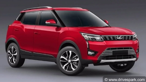 Mahindra XUV 300 Compact-SUV Now Official