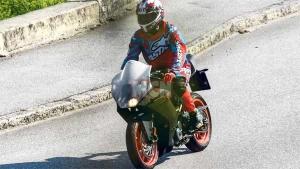 New KTM RC 390 Spy Pics Leaked Online