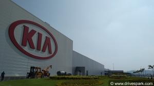 Kia Motors India's Plant To Start Operations Soon