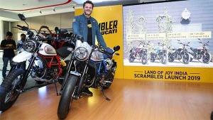 Ducati Launches 2019 Scrambler Models In India