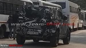 2020 Land Rover Defender Spotted