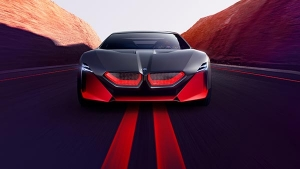New BMW Vision M NEXT Unveiled