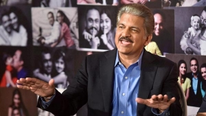 Anand Mahindra Tweets About Plastic Parking Space