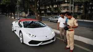 Mumbai Traffic Police To Arrest Those With Unpaid Fines