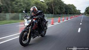 TVS Apache RTR 200 4V BS-VI First Ride Review