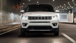 Jeep Compass Facelift Global Unveil Set To June 4