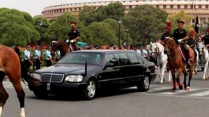 First Indian President To Use An S-Class Limousine