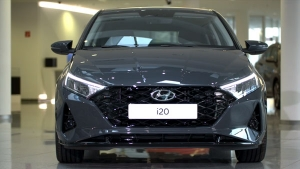 2020 Hyundai i20 Top-Spec DCT Variant Features Leaked
