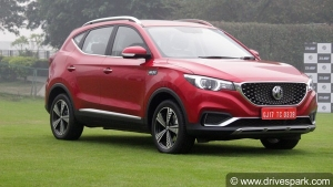 MG ZS EV Launched In 10 New Cities